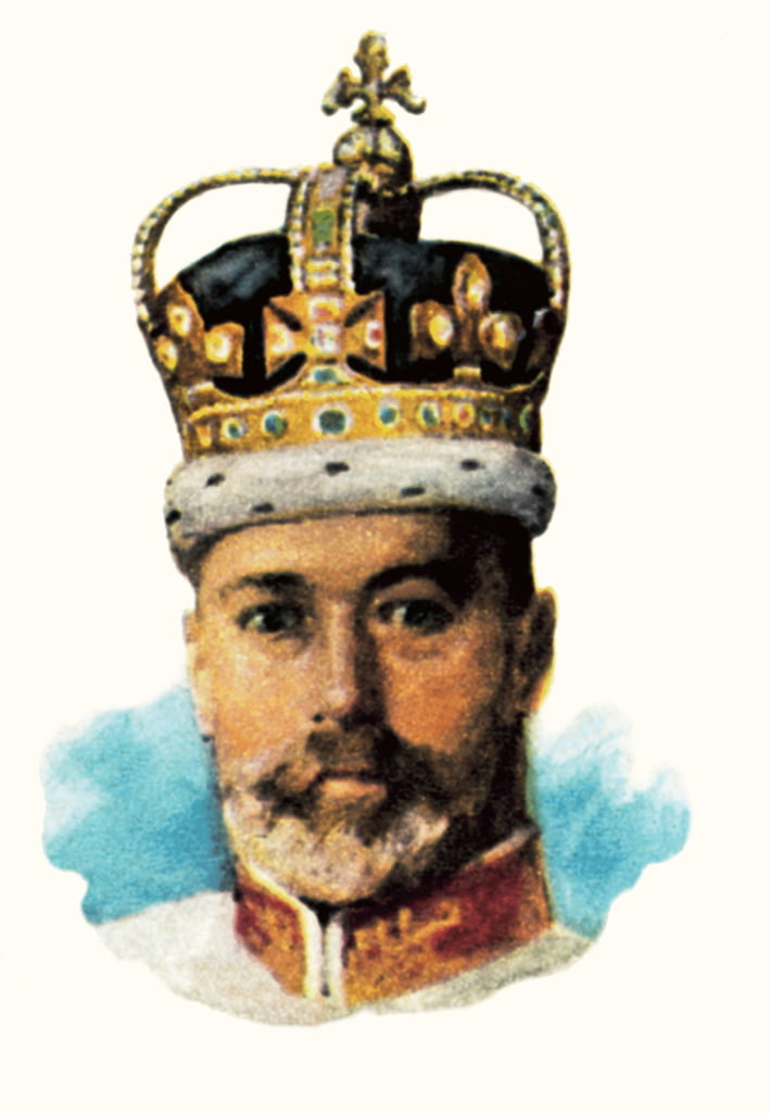 King George V von English School