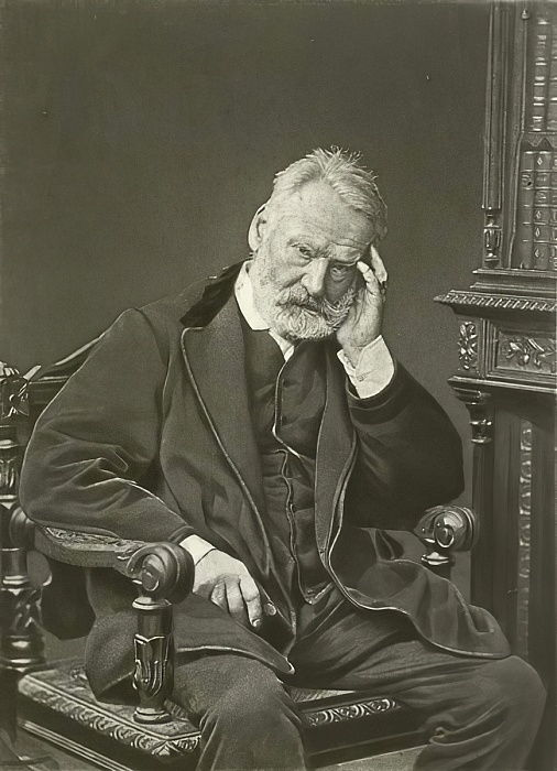 Victor Hugo (Tiefdruck) von English School