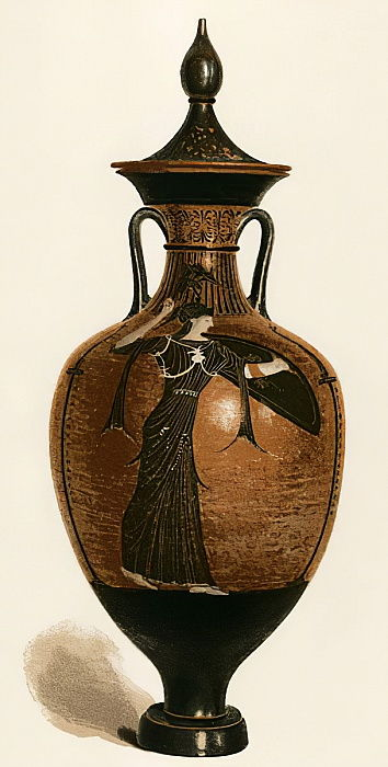 Panathenaic Amphora von European School