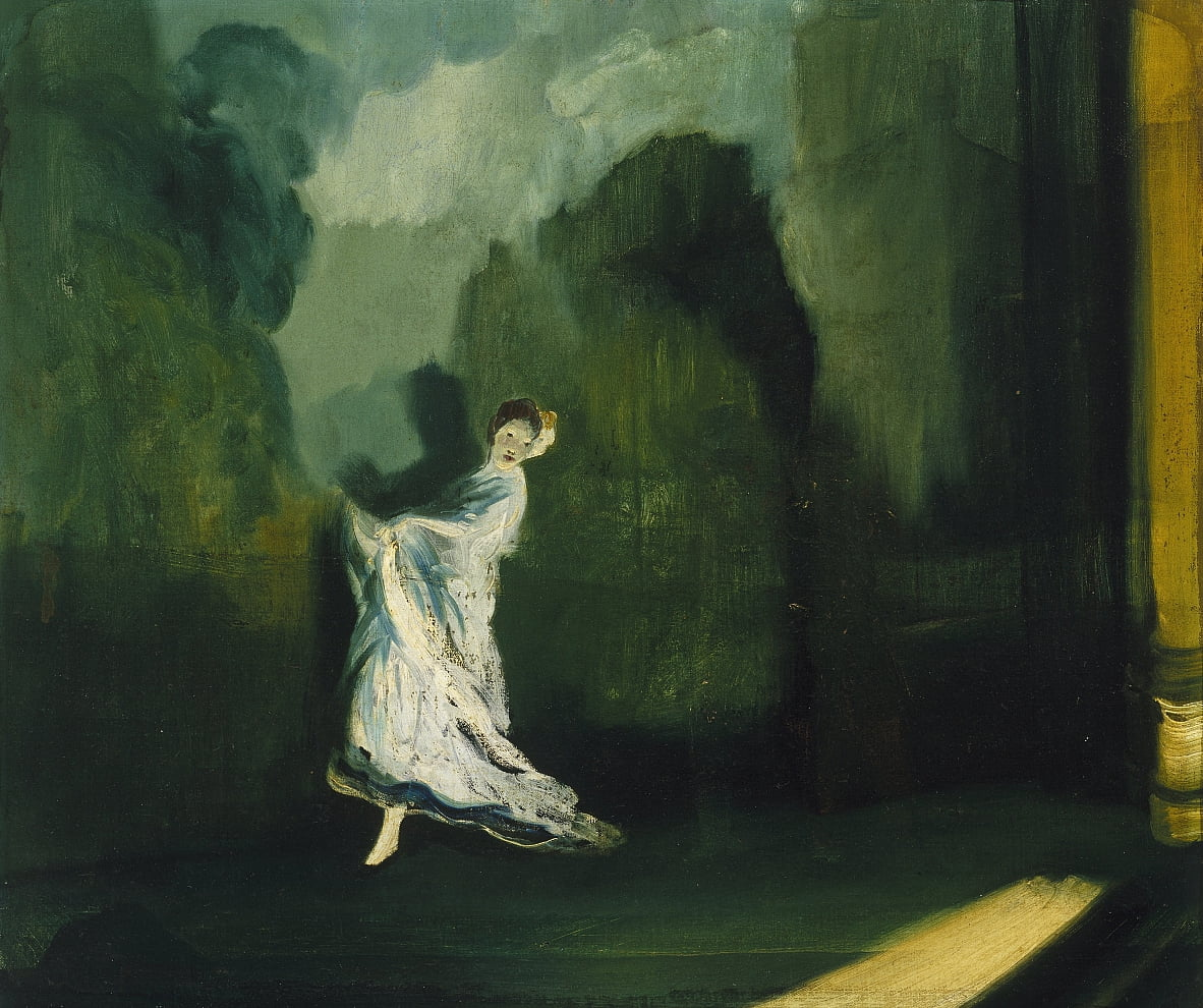 Keiths Union Square von Everett Shinn