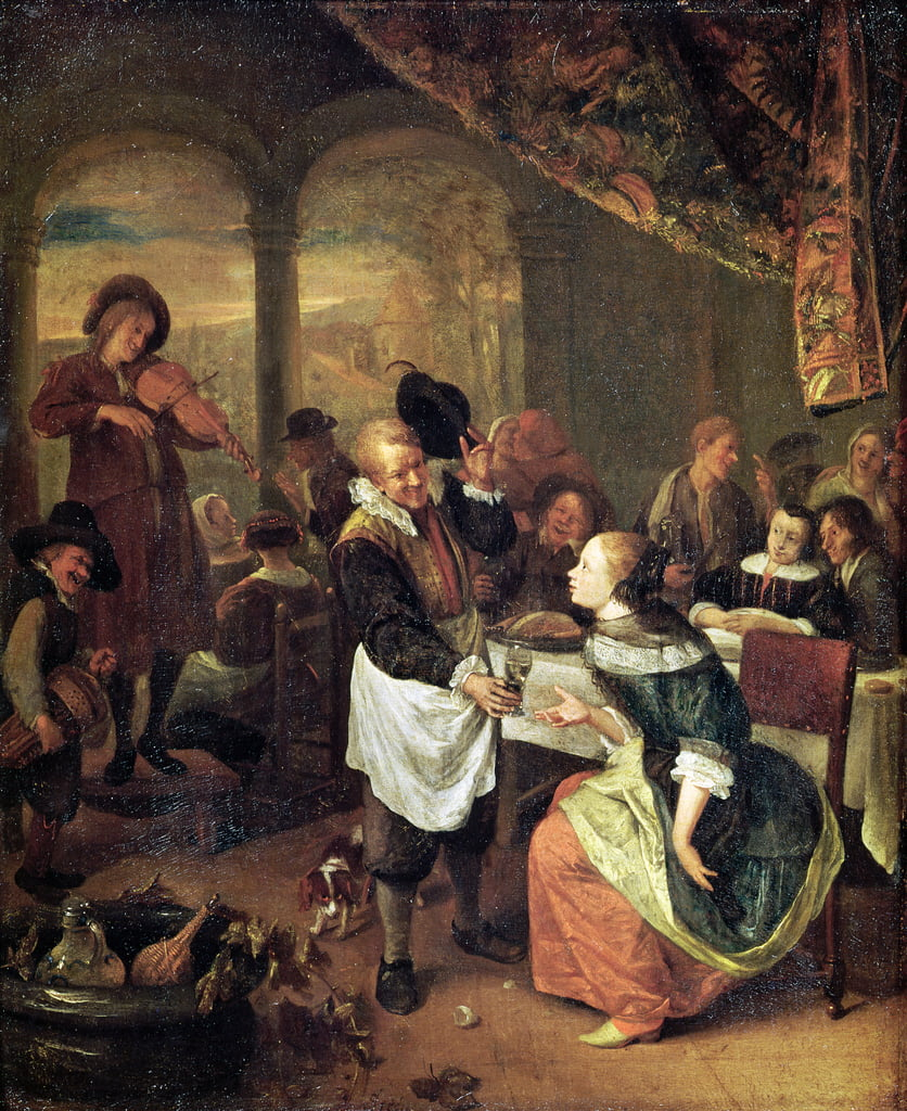 The Gallant Ihr Account von Jan Havickszoon Steen